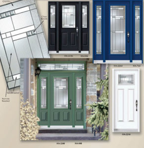 Harlow Door Collection