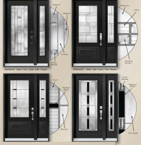 Contemporary Door Collection