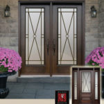 Wrought Iron Door Collection