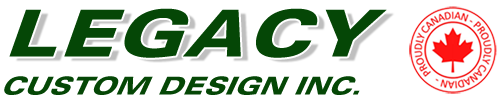 Legacy Custom Design Inc. Logo