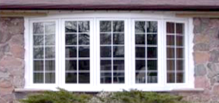 large bay window